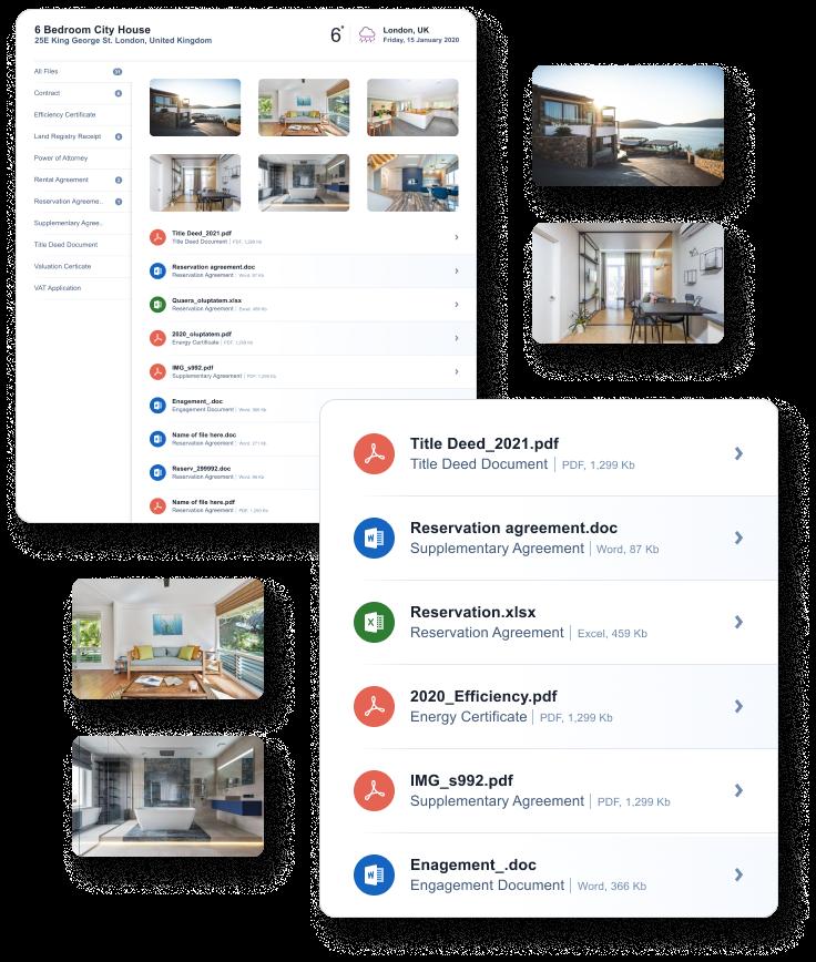 Proporciona el acceso al Portal del Cliente
