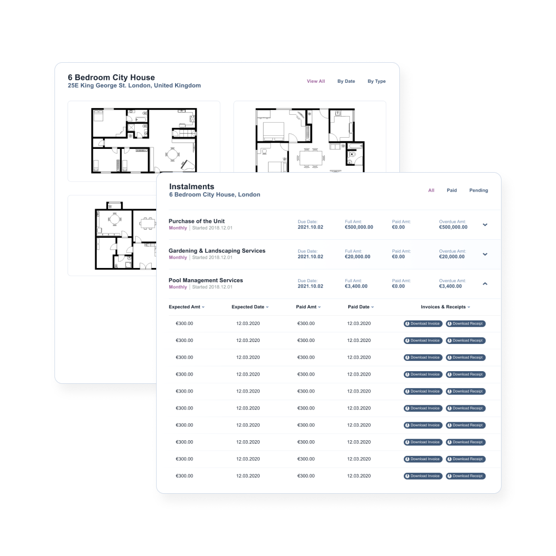 Offer high-level after-sales support with Qobrix Real Estate client portal