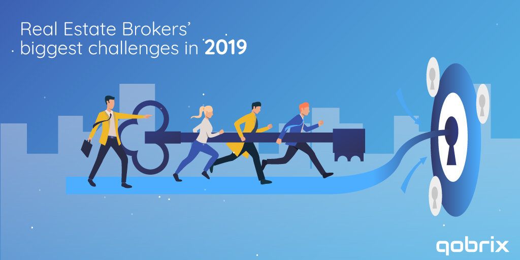 Real Estate challenges for Brokers